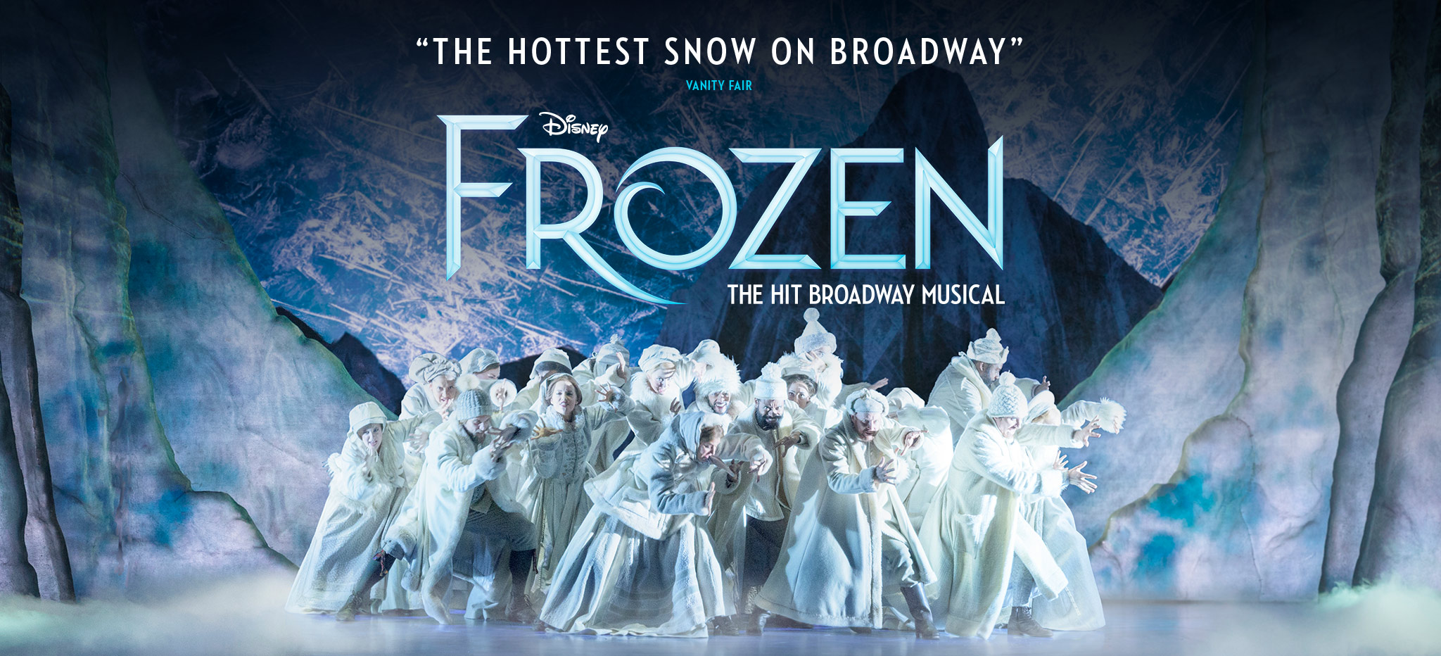 Disney FROZEN | The Broadway Musical – Homepage